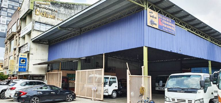 lorry truck malaysia